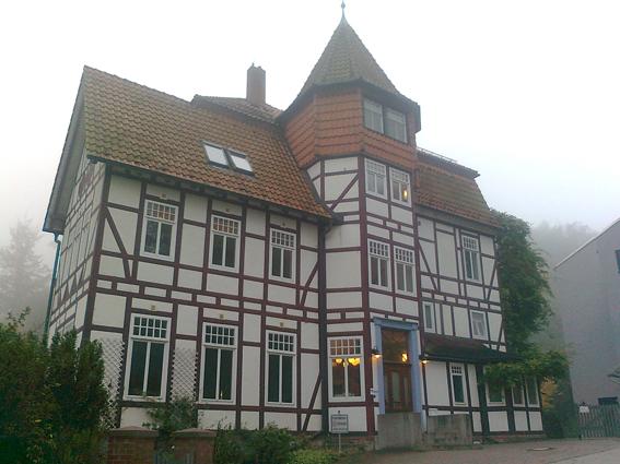 Waldschlösschen bei Göttingen